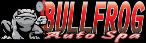 Bullfrog Logo Red large