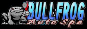 Bullfrog Auto Spa Logo